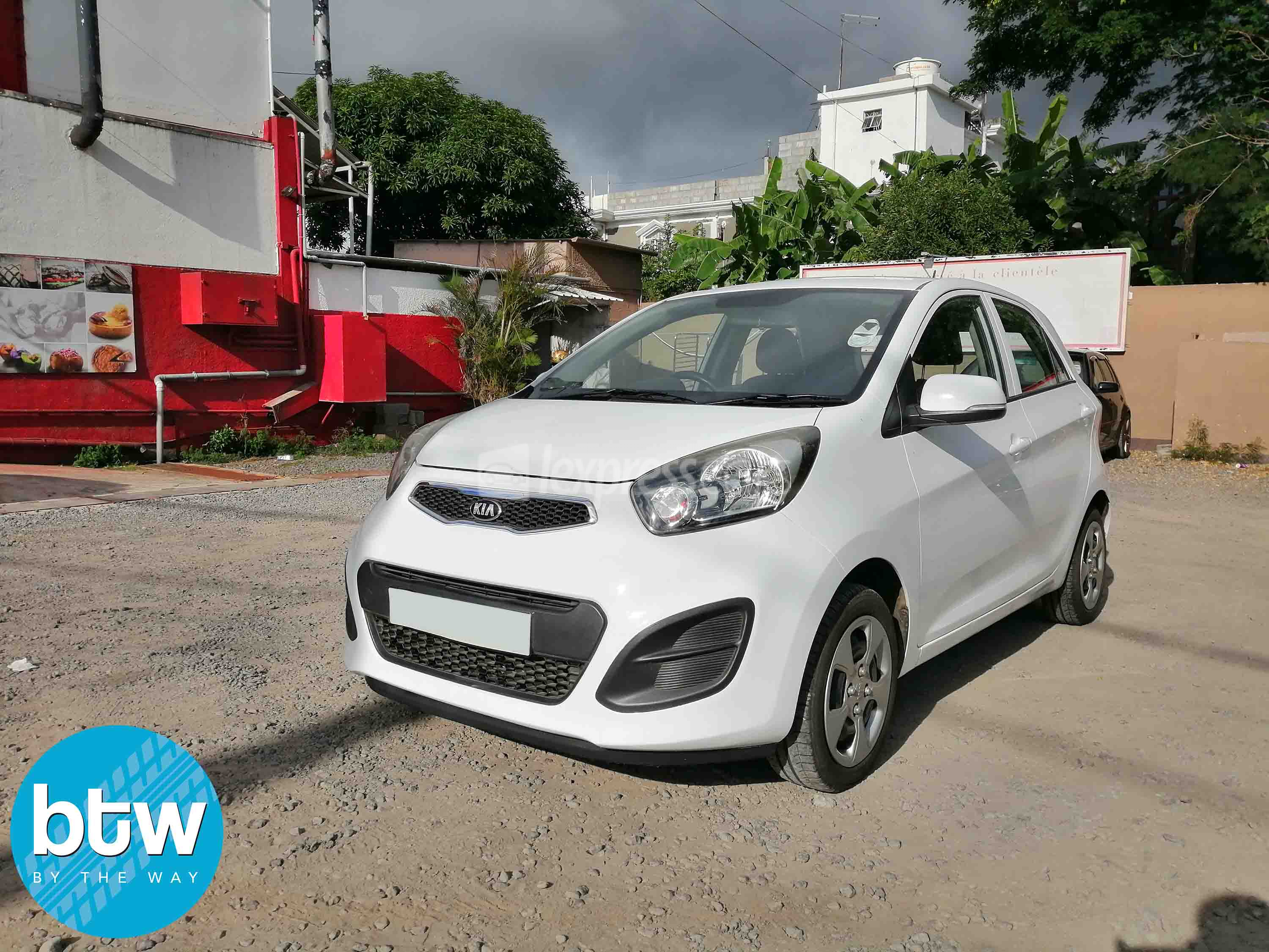 Kia Picanto 2014 Owners Manual