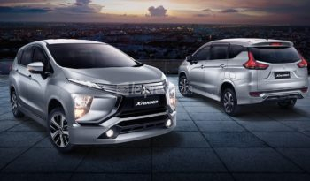 New Mitsubishi Xpander full