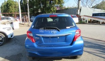 Dealership Second Hand Toyota Vitz 2016 full