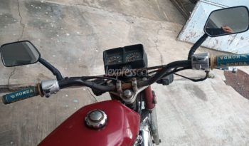 Second-Hand Honda CG 1999 full