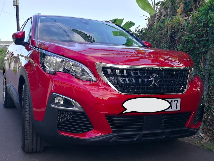 Second Hand Peugeot 3008 2017 Lexpresscars Mu
