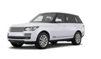 New Land Rover Range Rover full