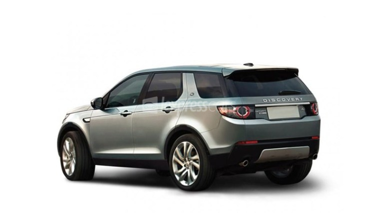 New Land Rover Discovery Sport full