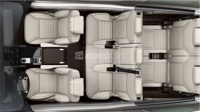 New Land Rover Discovery full