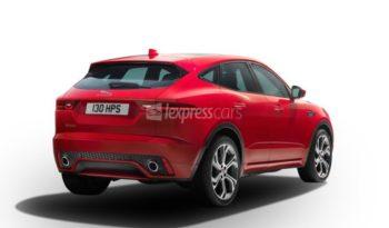 New Jaguar E-Pace full