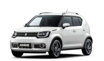 New Suzuki Ignis full
