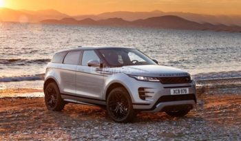 New Land Rover Range Rover Evoque_1
