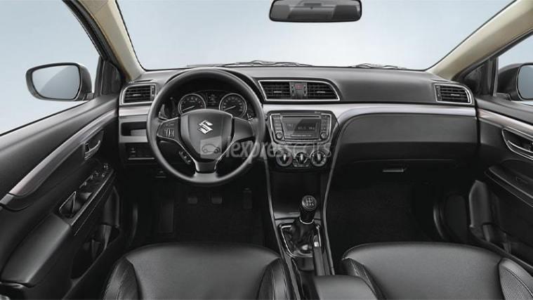 New Suzuki Ciaz full