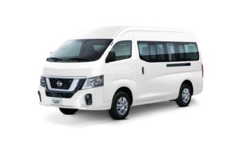 New Nissan Urvan