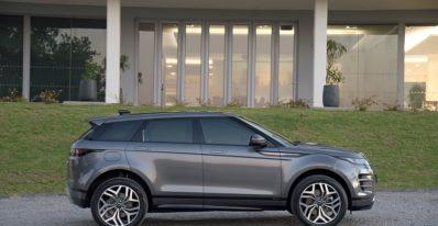 Range Rover Evoque LexpressCars Banner