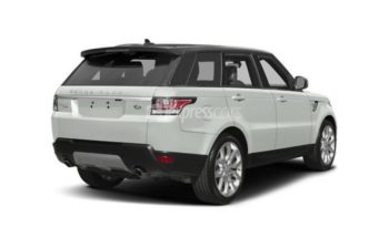 New Land Rover Range Rover Sport full