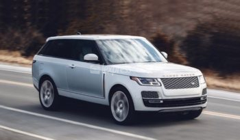 New Land Rover Range Rover Vogue