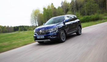 New Renault Koleos full