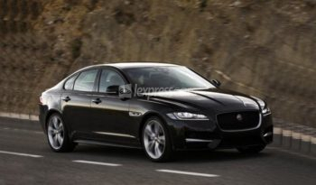 New Jaguar XF_1