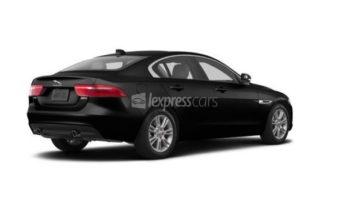 New Jaguar XE full