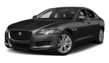 New Jaguar XF full
