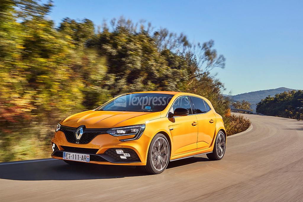 New Renault Megane R S Lexpresscars Mu