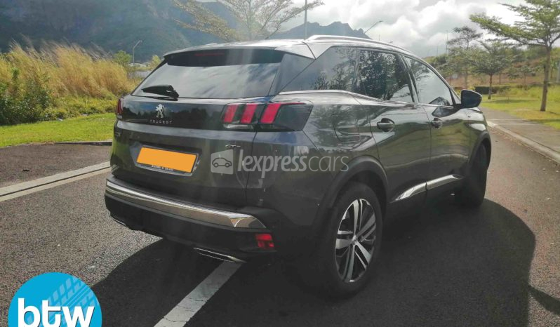 Dealership Second Hand Peugeot 3008 2019 full
