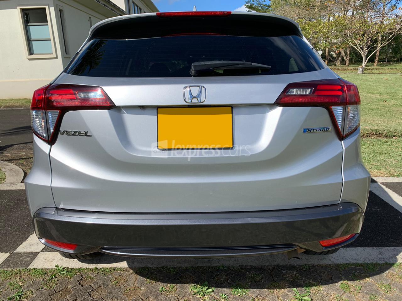 Second-Hand Honda Vezel / HR-V 2014 - lexpresscars.mu