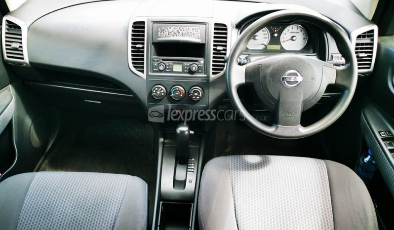 Second-Hand Nissan Wingroad 2012 full