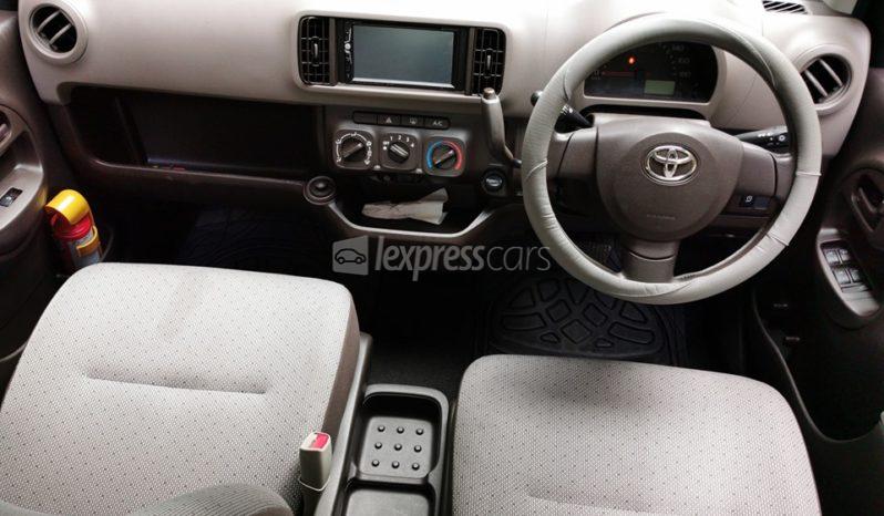 Second-Hand Toyota Passo 2014 full