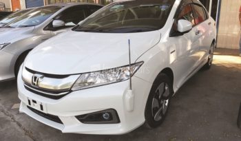 Dealership Second Hand Honda Grace 2016