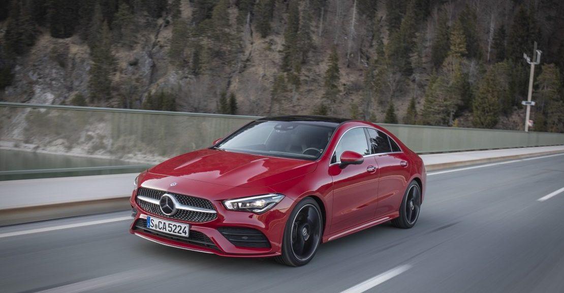 Mercedes CLA Coupé CFAO Motors Lexpress Cars 6