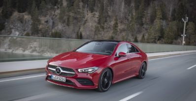 Mercedes CLA Coupé CFAO Motors Lexpress Cars 6