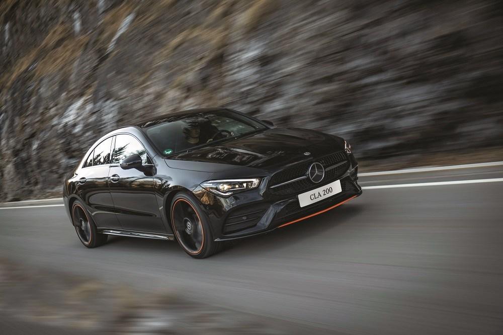 Mercedes CLA Coupé CFAO Motors Lexpress Cars 7