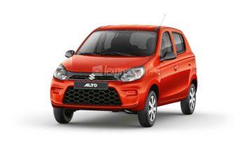 New Suzuki Alto full
