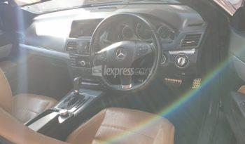 Second-Hand Mercedes-Benz E-Class 2010 full
