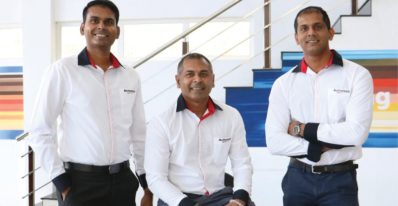Autonexx Management team L-R Ally Raid Ziyaad_Dusmohamud LexpressCars