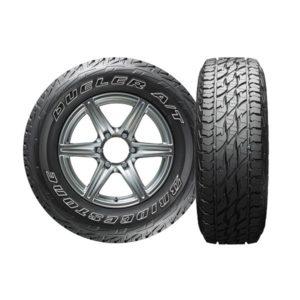 Dueler Bridgestone pneus LexpressCars