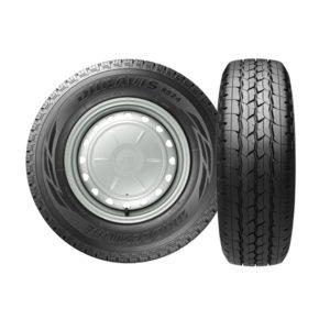 Duravis Bridgestone pneus LexpressCars