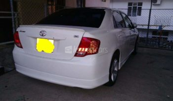 Second-Hand Toyota Axio 2007 full