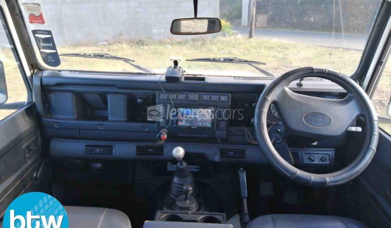 Dealership Second Hand Land Rover Defender 2008 full