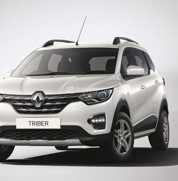 New Renault Triber