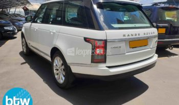 Dealership Second Hand Land Rover Range Rover Vogue 2015 full