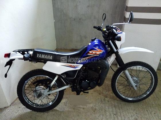 Second-Hand Yamaha DT 2014 full