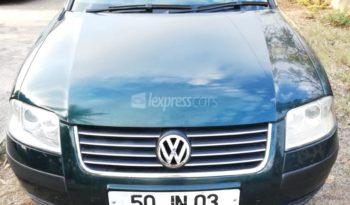 Second-Hand Volkswagen Passat 2003 full