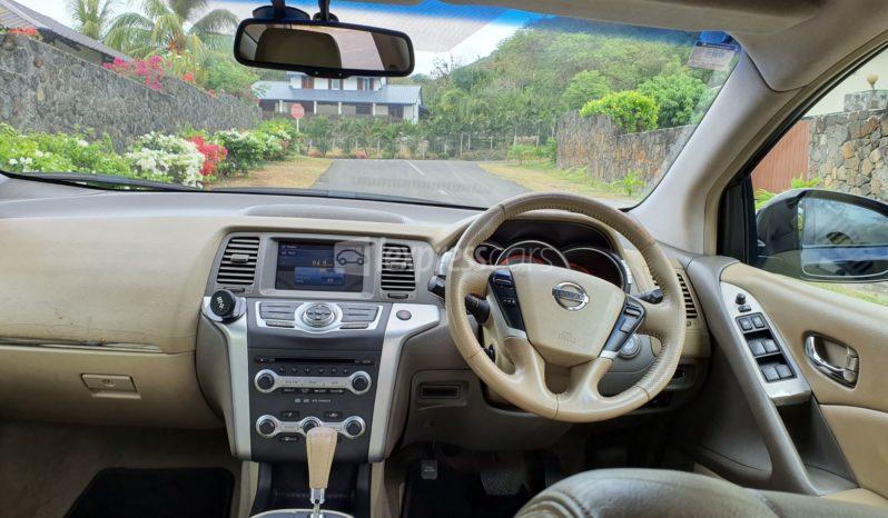 Second-Hand Nissan Murano 2010 full