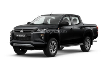 New Mitsubishi Triton 2019 full