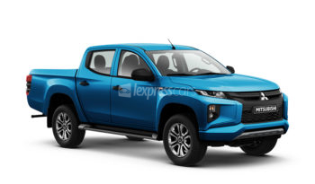 New Mitsubishi Triton full