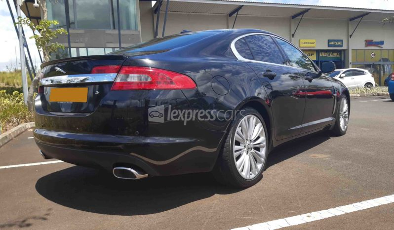 Dealership Second Hand Jaguar XF 2011 full