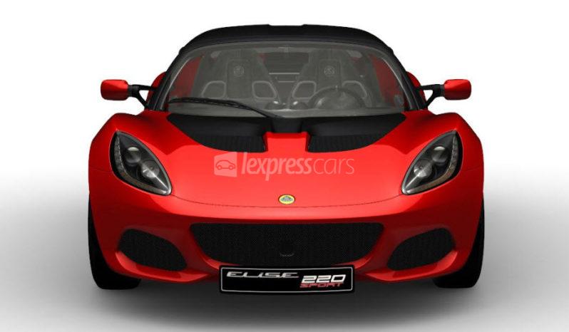 New Lotus Elise full
