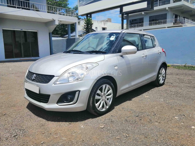 Dealership Second Hand Suzuki Swift 2014 - lexpresscars.mu