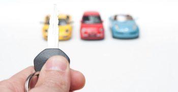 Car fleet Lexpress cars
