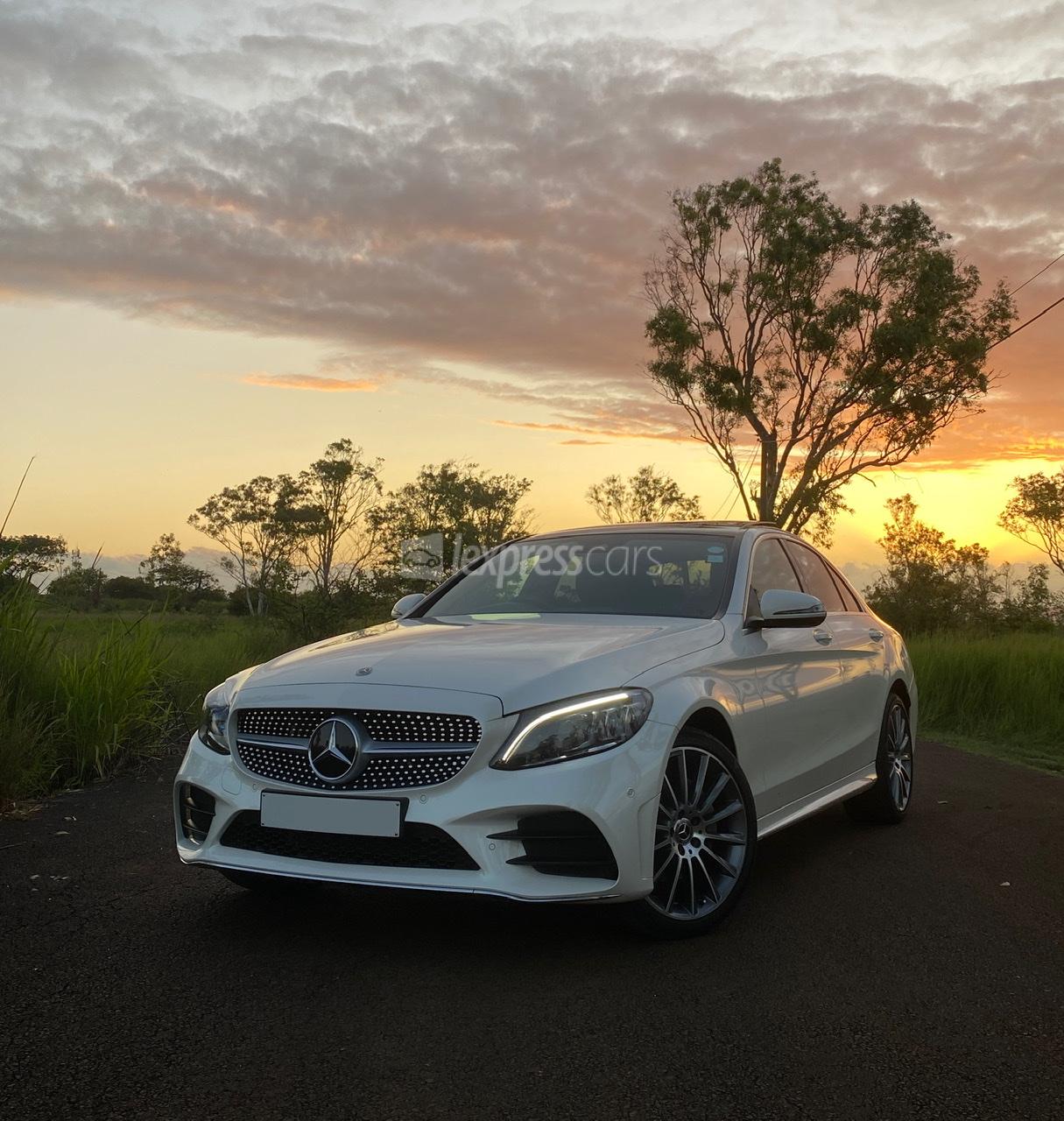 Second-Hand Mercedes-Benz C-Class 2019