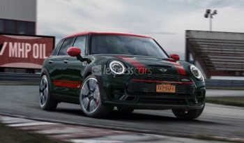 New Mini John Cooper Works