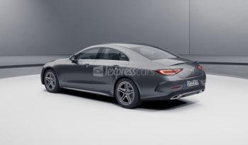 New Mercedes-Benz CLS-Class full